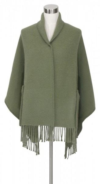 Schal mit Taschen UNI dark camouflage