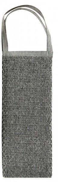 Rückenwaschband MERI schwarz-weiss