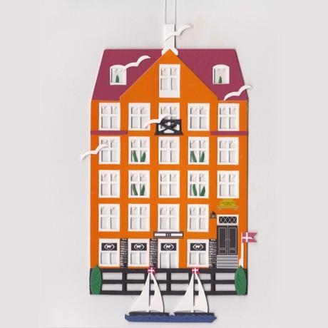 Fensterbild NYHAVN 41, København