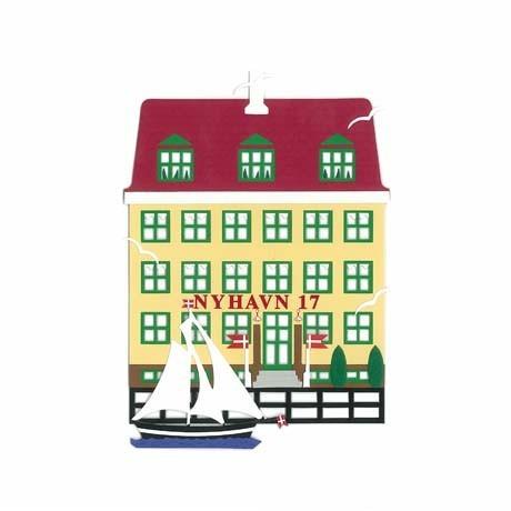 Fensterbild NYHAVN 17, København